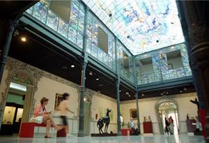 Crece el interés por el Museo Art Nouveau y Art Déco ubicado en Salamanca