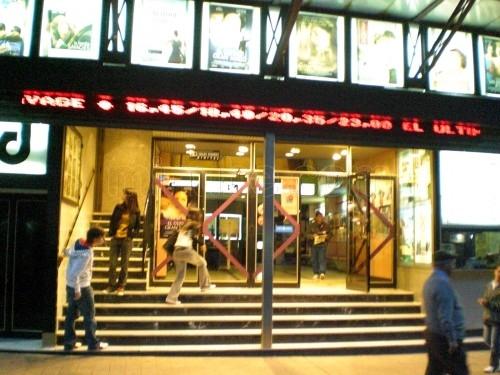 Salamanca y el cine