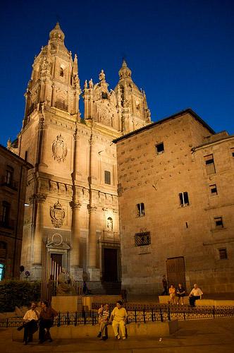 Salamanca, ciudad de cursos para extranjeros