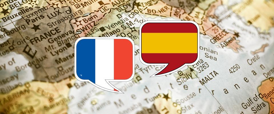 español vs francés
