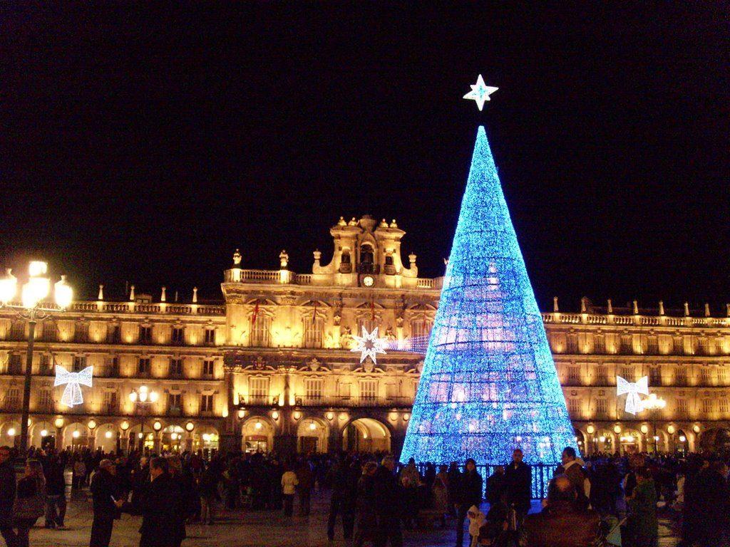 Vacaciones de Navidad en Salamanca